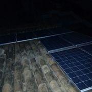 Fotovoltaica con bateria de ion litio de 2,12kW