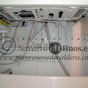 Montaje Caldera Saunier Duval ThemaFast Condens F 30 en Valencia