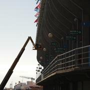 Instalación de Sonido y Megafonía en el Estadio Heliodoro Rodriguez Lopez