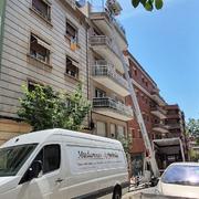 mudarte durante el confinamiento: Barcelona