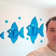 Distribuidores Valentine - mural marino