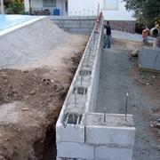 Muro contencion tierra