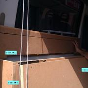 Soporte de cama para furgoneta