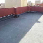 Impermeabilizacion terraza con EPDM en Valencia