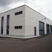 Nave/Almacén y aparcamiento Mercedes-Benz