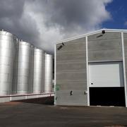 Proyecto y construcción de planta de almacenamiento de Alcohol Etilico