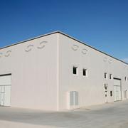 Distribuidores Teka - Naves de hormigón prefabricado comerciales e industriales.
