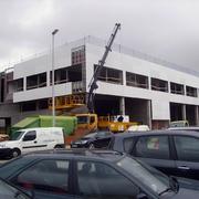 Proyecto de Construcción de 2 Naves industriales