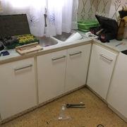 Renovar cocina y puertas