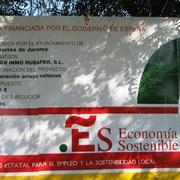 RECUPERACION ARROYO VALTORON. VALDETORRES DE JARAMA. MADRID.