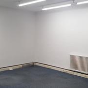 Pintura oficinas Maximo Aguirre Bilbao