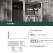 Distribuidores Climalit - Construcción de oficinas prefabricadas.