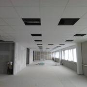 Oficinas fábrica - techo desmontable