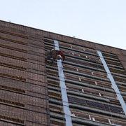 verticales edificio caja de ahorros Bermudez de Castro Oviedo