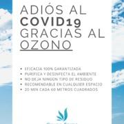 Elimina virus, bacterias y hongos gracias al Ozono