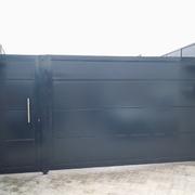 Puertas paneladas