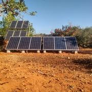 Ampilización fotovoltaica de 2,5kWp