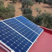 Placas Solares para Casa de Campo