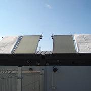 instalación solar térmica y suelo radiante
