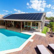 paneles solares vivienda unifamiliar
