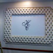 Paneles tapizados en capitone para hotel cramen de guadix - Tapiceros en granada ...