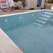 Construcción de piscina en El Catllar