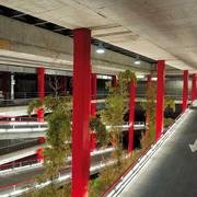 Parking del Estadio de Fútbol La Romareda