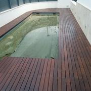 Parquecite - Tarima exterior de madera de IPE