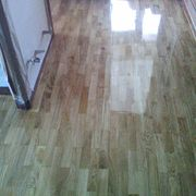 PARQUET ROBLE BRILLO