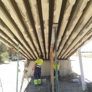 Reparación De Pasarela Peatonal Sobre Autovía V-21 En Termino De Meliana