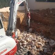 Construcción de piscina en urb. Montesano, Castellón