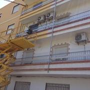 Pintado de fachada y rehabilitacion, Valencia