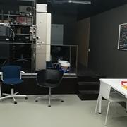 Pintado de laboratorio de cine