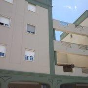 Pintado edificio