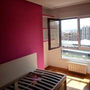 Pintar las paredes de una habitación en Oviedo