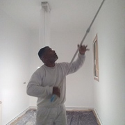 Pintura interior de habitación