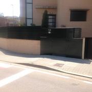Pintura exterior en Girona