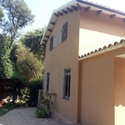Pintura exterior e interior casa