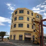 Proyecto pintura exterior de fachada edificio