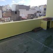 Proyecto pintura y reparación exterior de fachada, muros azotea e impermeabilización de piso.