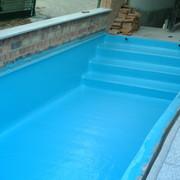 Revestimiento de piscina en Azotea en Jaén