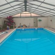piscina acabada