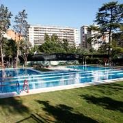 Piscina Club de Tenis en Valencia
