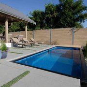 piscina contenedor
