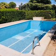 Limpieza de piscina privada