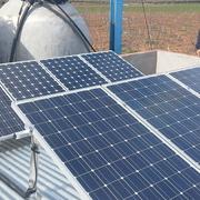 Bomba Solar en Malagon para 11 m3 - hora