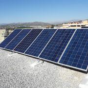 placas solares cubierta