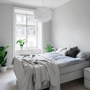 plantas habitación blanca