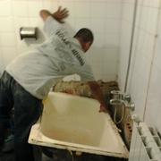 Sustitución de bañeras en Navarra