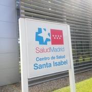Distribuidores Philips - OrkAventura en el CENTRO DE SALUD SANTA ISABEL (LEGANES)